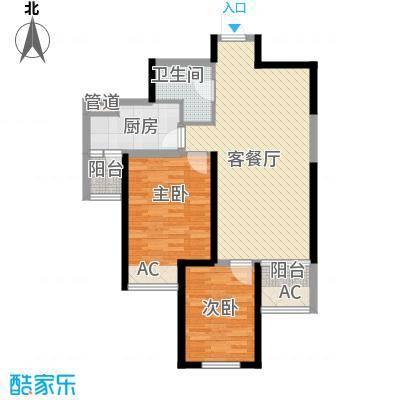 海�・暖暖的宅海�・暖暖的宅户型图3#C1户型户型10室-副本