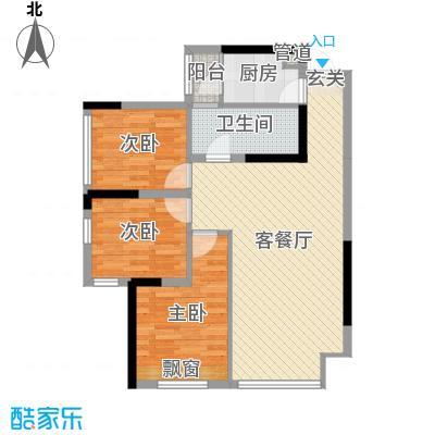 成都   香山长岛   84m