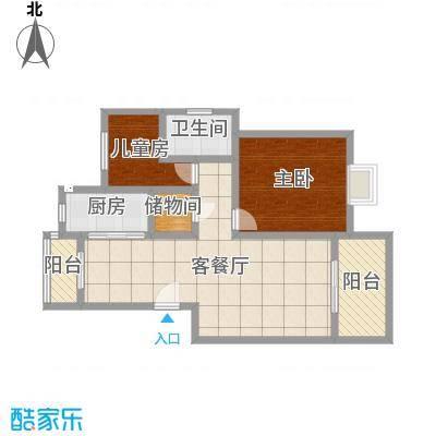胥香园72-1-301原始图