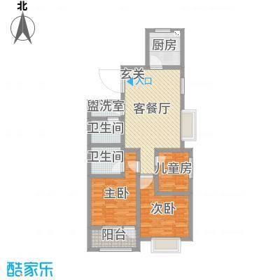 八里庄・盛世华园-新中式