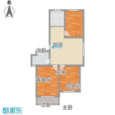 长峰尚海湾D1户型-副本