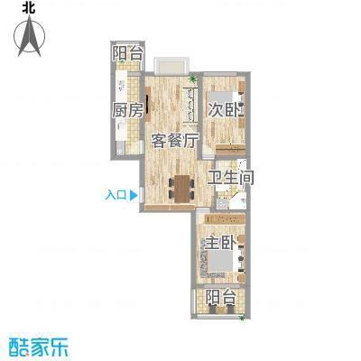 太原_富康苑新区-现代简约
