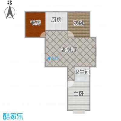 12#E7户型装修设计方案