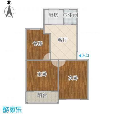 金杨四街坊小三房(改)-01