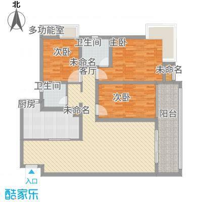 三室一厅-欧式