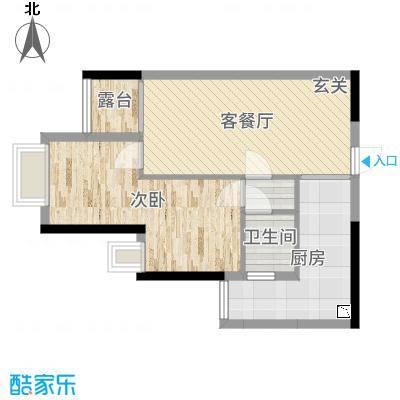 重庆_龙湖U城听蓝湾_2016-11-07-1738