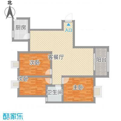 海韵嘉园三室两厅