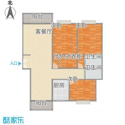 上海_龙兆苑136平3房_2015-10-01-1128