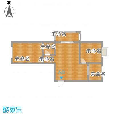 现代城二期10号92平两室两厅
