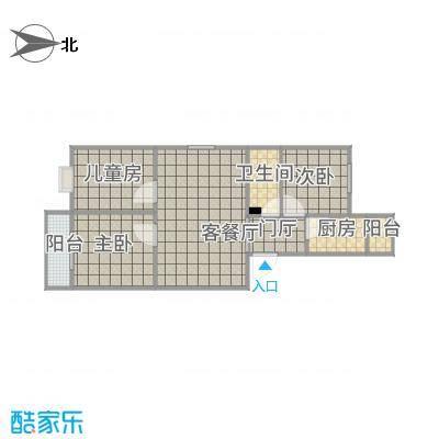 北京_于家园一区_2015-10-05-方案1