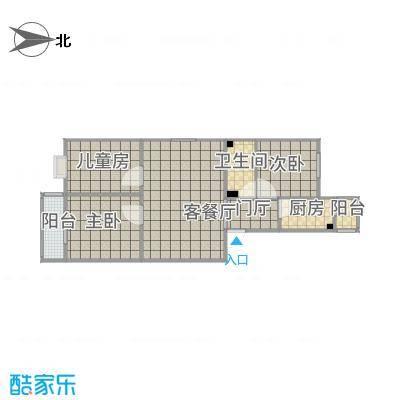 北京_于家园一区_2015-10-05-方案2