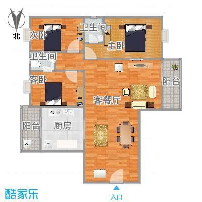 华景-东岸春天-设计方案