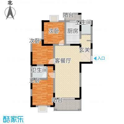 苏尚帝景141.00㎡户型