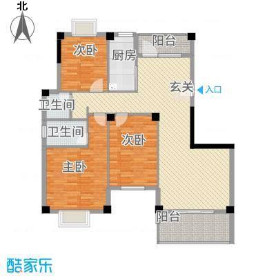 中惠新城户型