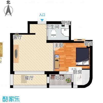 金龙公寓下层