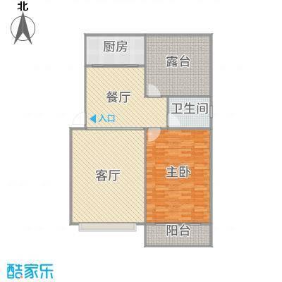 石家庄_鹏远公寓_2015-11-17-1421