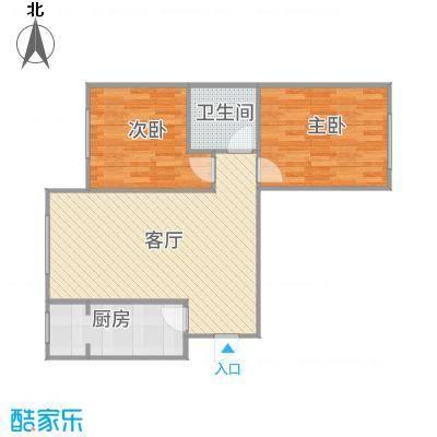 白盆窑北区89平米董姐