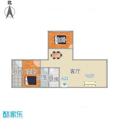 广州_尚雅苑75平两房_2015-11-22-1455