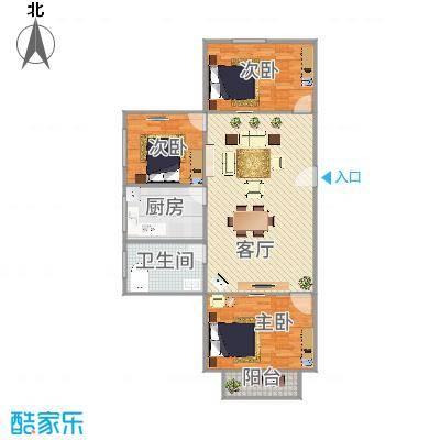 上海_沪东新村_2015-11-26-208418