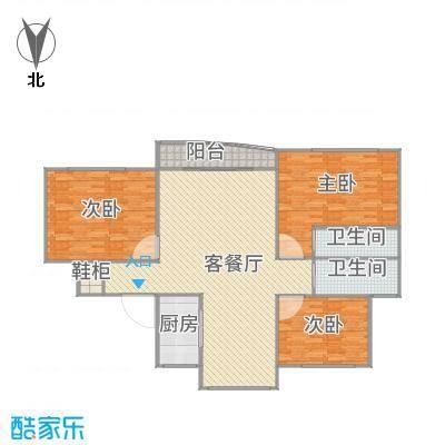 上海_绿洲康城亲水湾137平_2015-11-25-1113