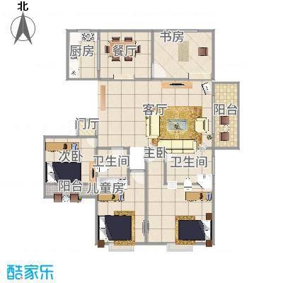 邯郸_旺角花园_2015-11-25-1319