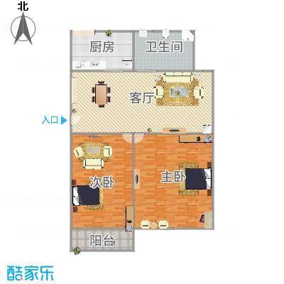 上海_金杨新村十街坊_2015-11-26-217285