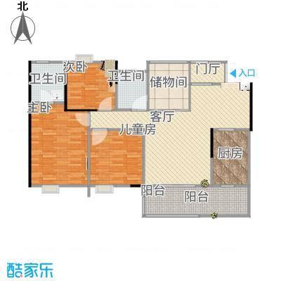 重庆_鲁能星城五街区_2015-11-26-1647