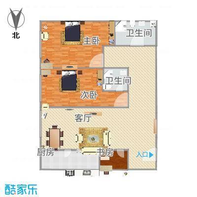 北京_三里屯SOHO公寓_2015-11-26-1718