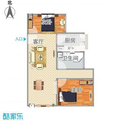 上海_三林苑83号501室_2015-11-26-1901