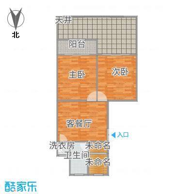 仙霞大郡二室一厅