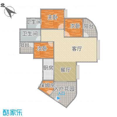 珠海_园林花园—46栋1002