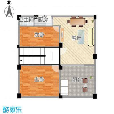 二楼平面图-副本