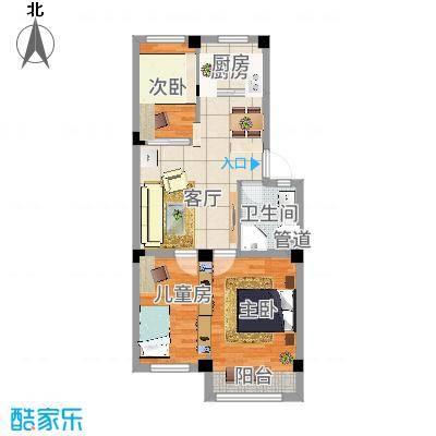 威海_高新・锦绣北山_2015-10-08-1101