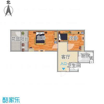 天津_天辰公寓2-1-101_2015-10-08-1523