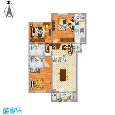 北京_龙湖·香醍溪岸洋房_2015-10-08-1742