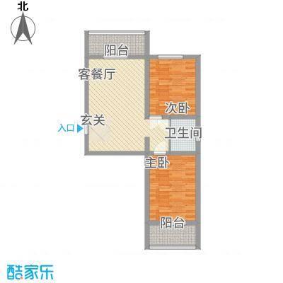 柏杨新苑太原户型