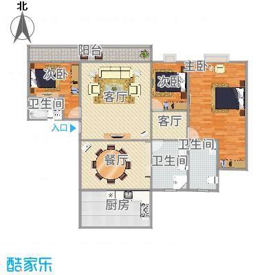 上海_银河丽湾172_2015-10-10-1423