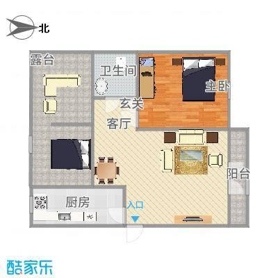 天津_绿岛公寓_2015-10-12-1424