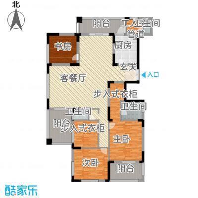 国华大厦21.00㎡户型5室