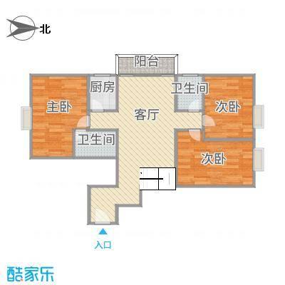 广州_国利大厦复式_2015-10-12-2044