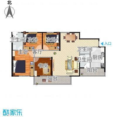 惠州_金湾花园_E2-2015-10-12-2300