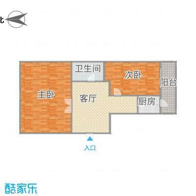 天津_司法警官宿舍401_2015-10-13-0903