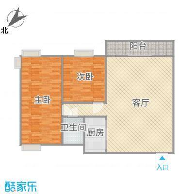 珠海_京华奥园-2栋2单元1201_2015-10-14-1114