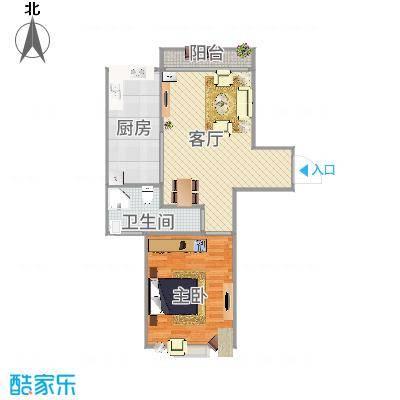 上海_书院1号公寓71_2015-10-14-1913