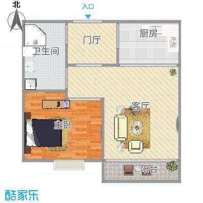上海_书院1号公寓66_2015-10-14-1923