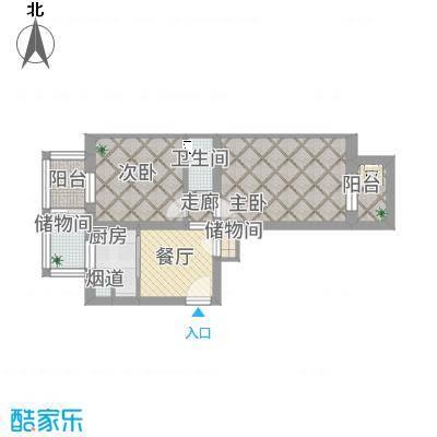 北京_卢沟桥南里_2015-10-15-1310-原始户型图