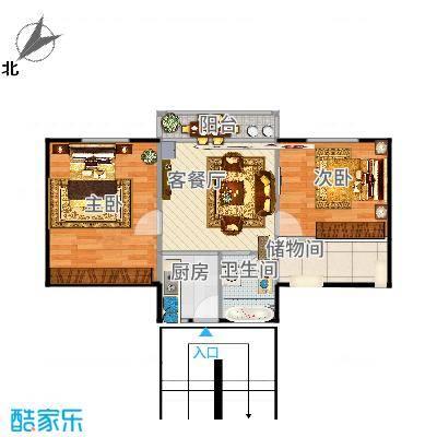 上海_佳虹小区_2015-10-15-canteen