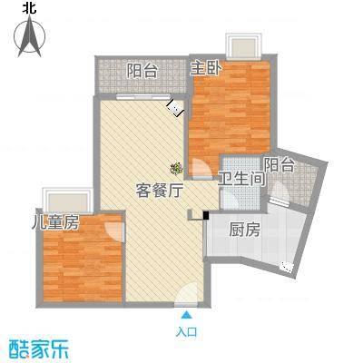 景湖世纪城 两室一厅