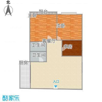 杭州_北银公寓_2015-10-19-0909