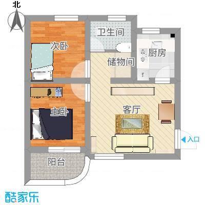 深圳_龙城花园_冰箱放在同一边